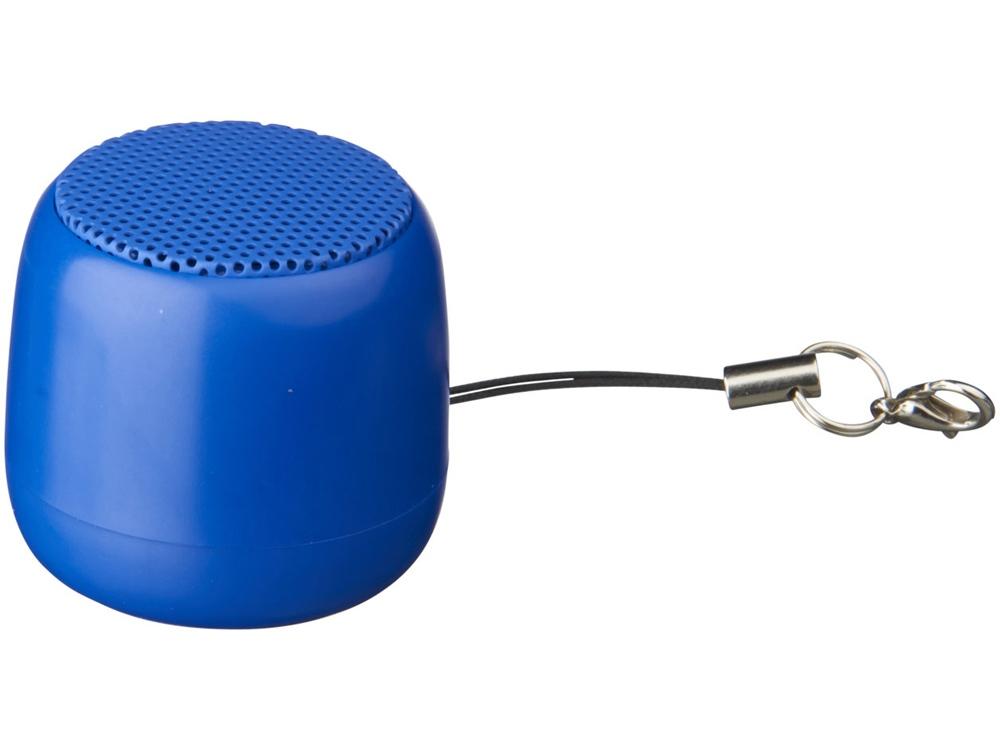 Динамик Clip Mini Bluetooth®, ярко-синий