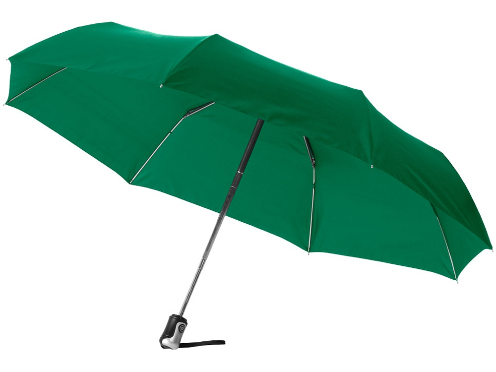 Зонт Alex трехсекционный автоматический 21,5