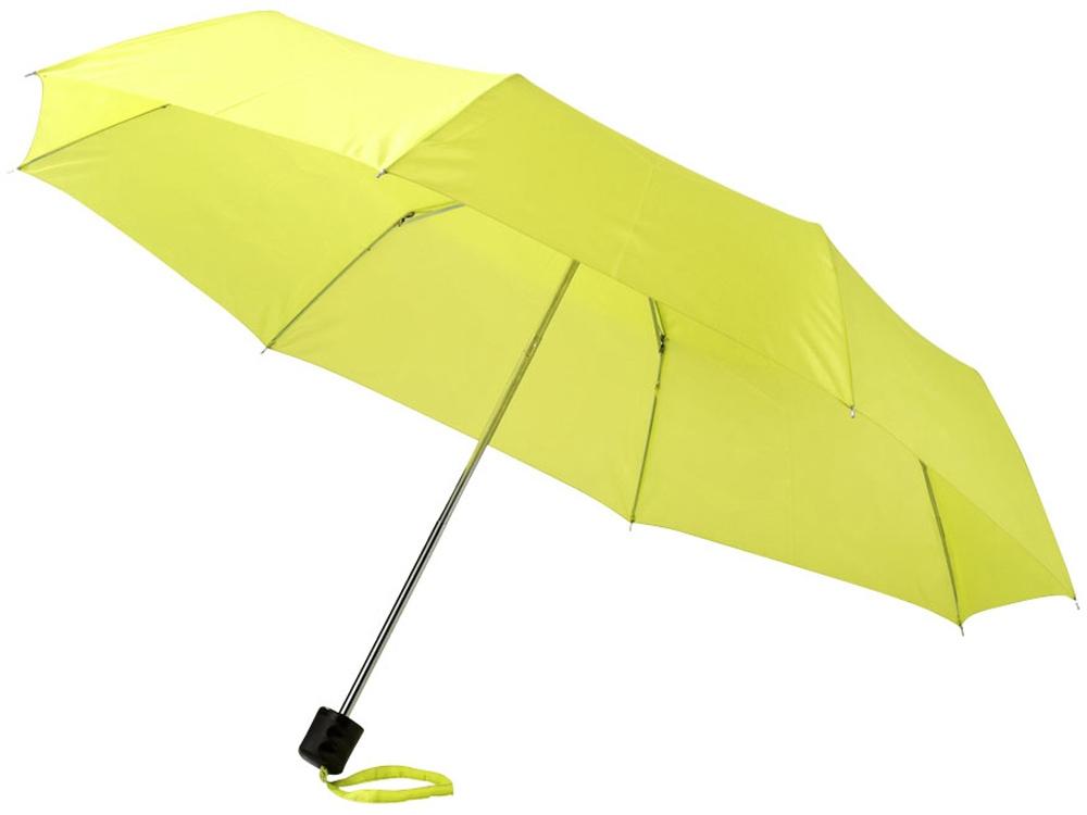 Зонт Ida трехсекционный 21,5