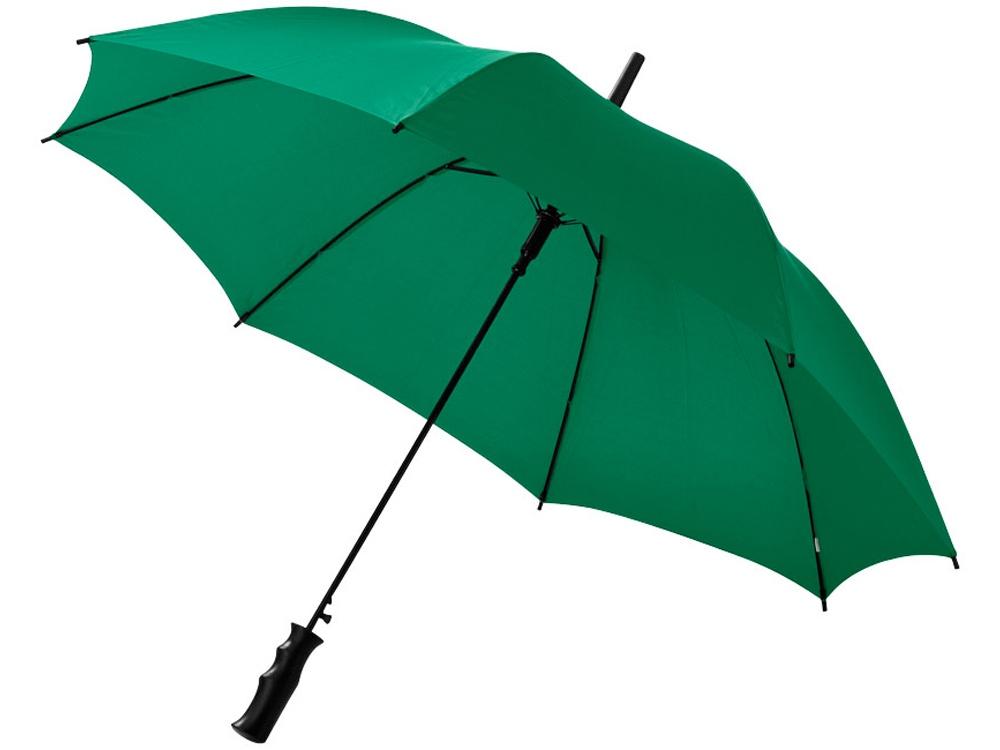 Зонт Barry 23 полуавтоматический, зеленый