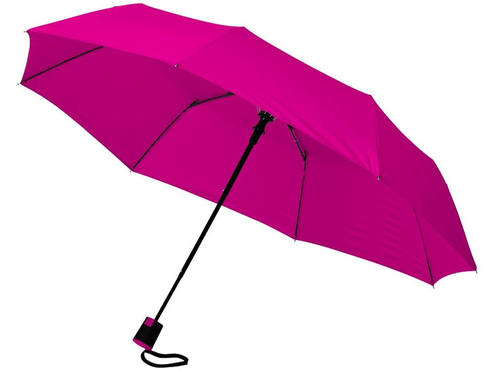 Зонт Wali полуавтомат 21
