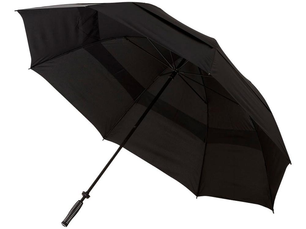 Зонт-трость Bedford 32 противоштормовой, черный