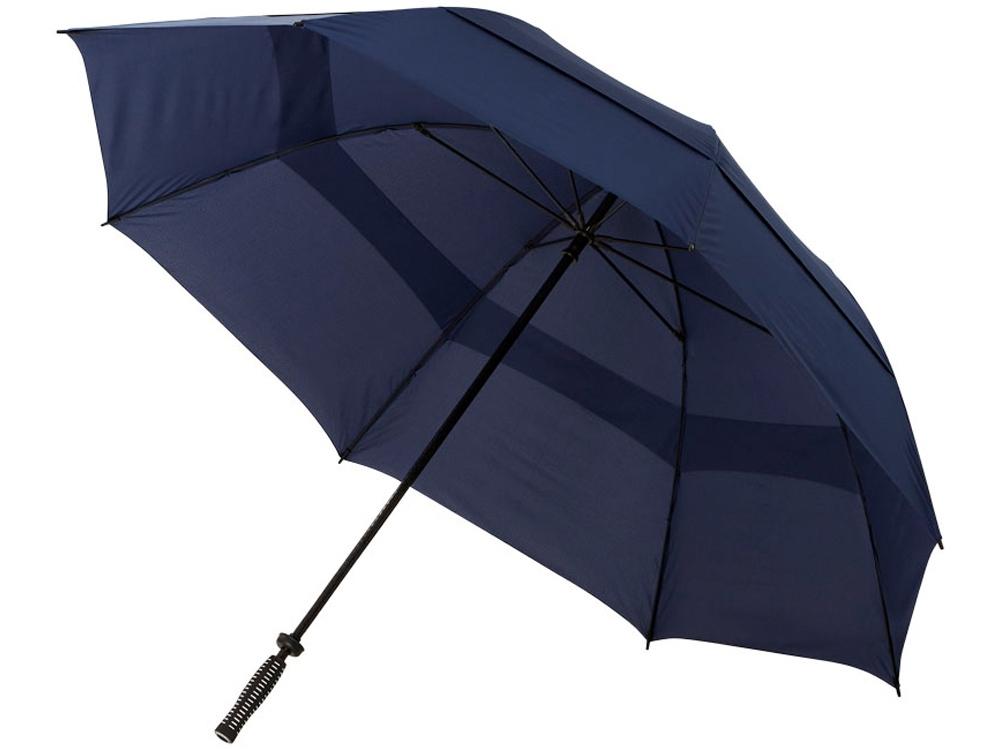 Зонт-трость Bedford 32 противоштормовой, темно-синий