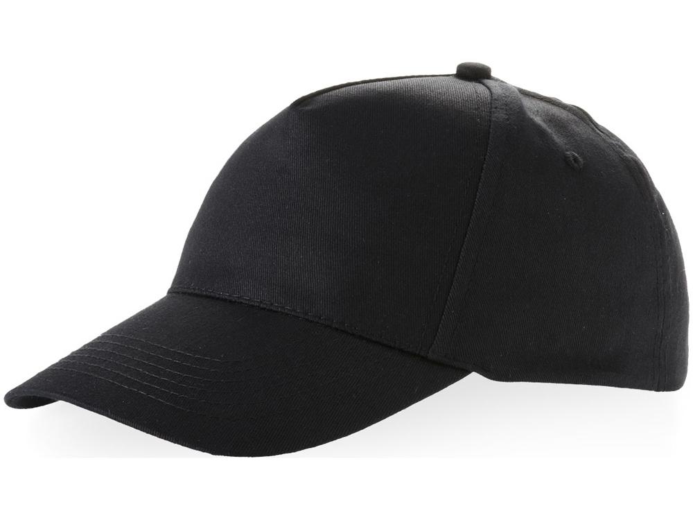 Бейсболка Memphis 5-ти панельная, черный