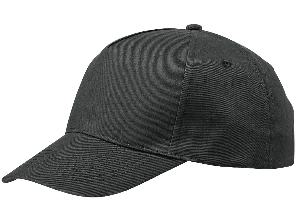 Бейсболка Memphis 5-ти панельная, серый