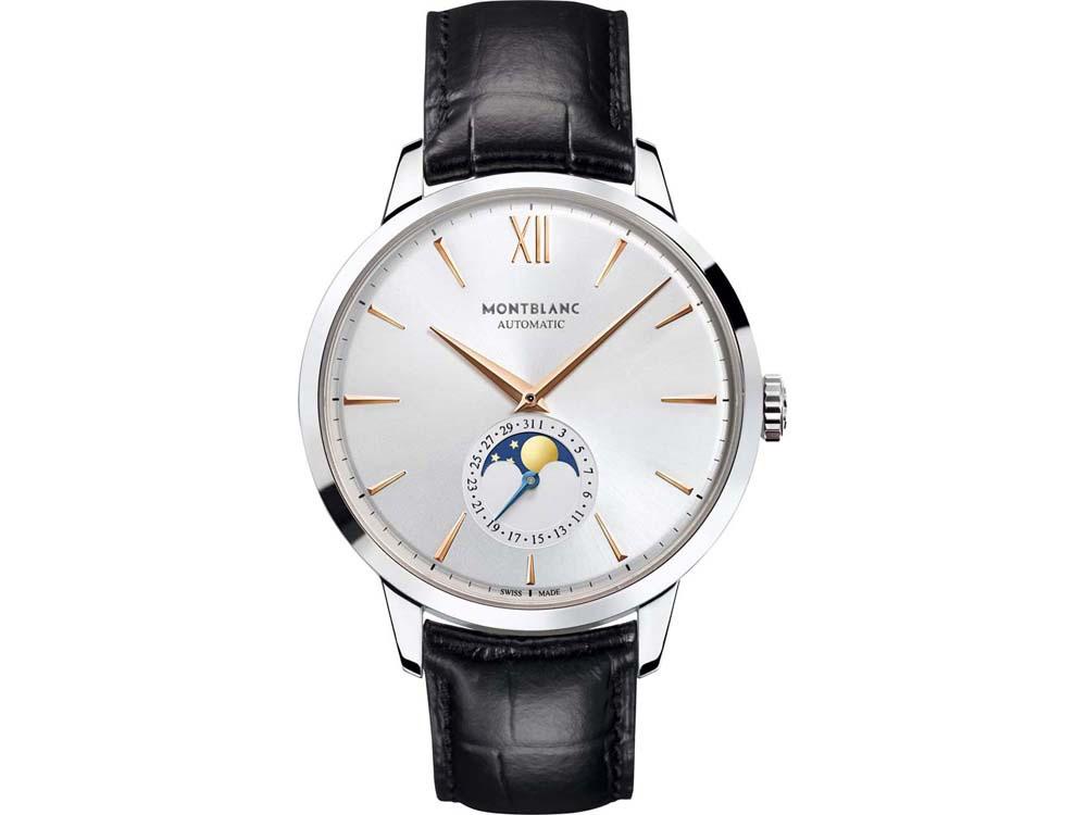 Часы наручные Heritage Spirit Moonphase, мужские. Montblanc