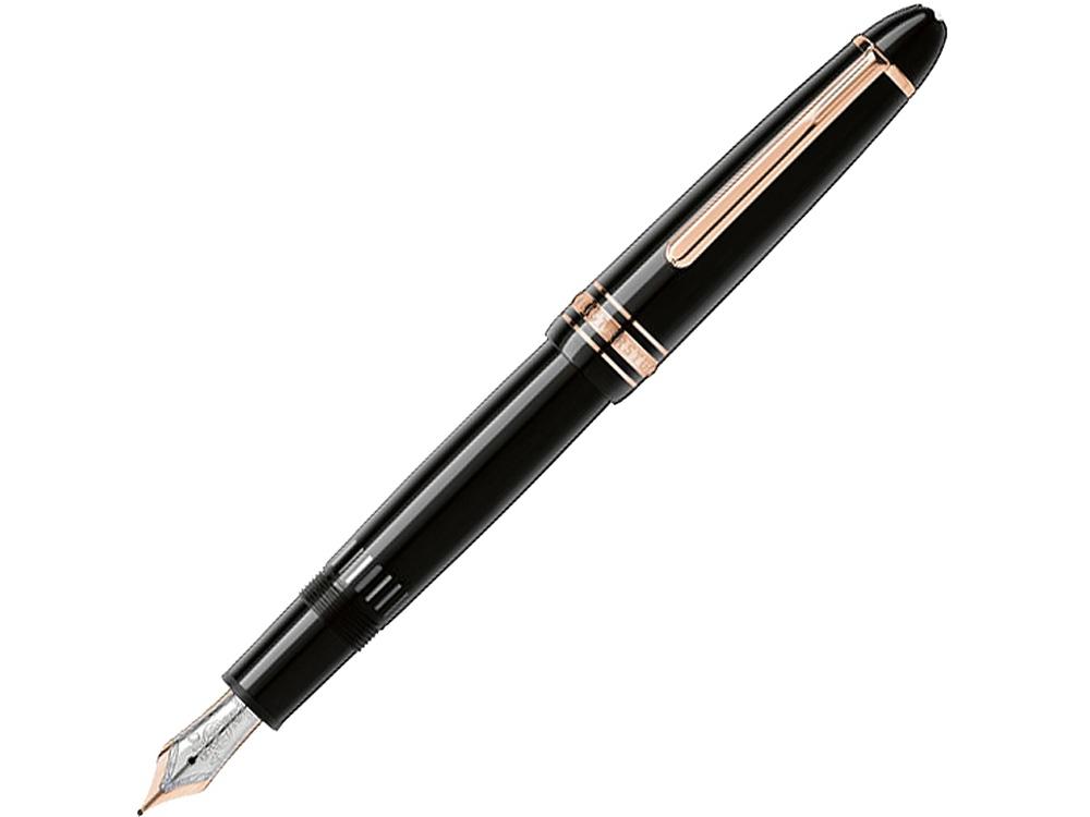 Ручка перьевая Meisterstück Red Gold Legrand. Montblanc