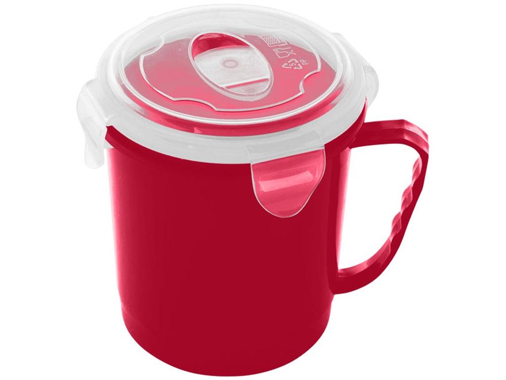 Большой контейнер для пищевых продуктов Billy, красный