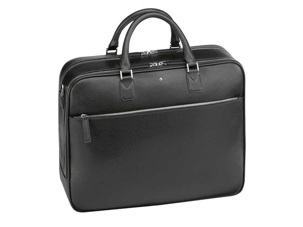 Сумка для документов Sartorial, Large. Montblanc, черный