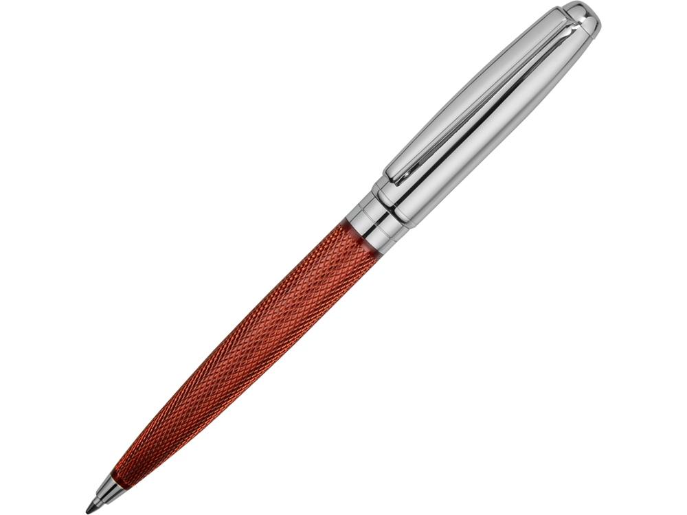 Ручка шариковая «Стратосфера», бордовый/серебристый