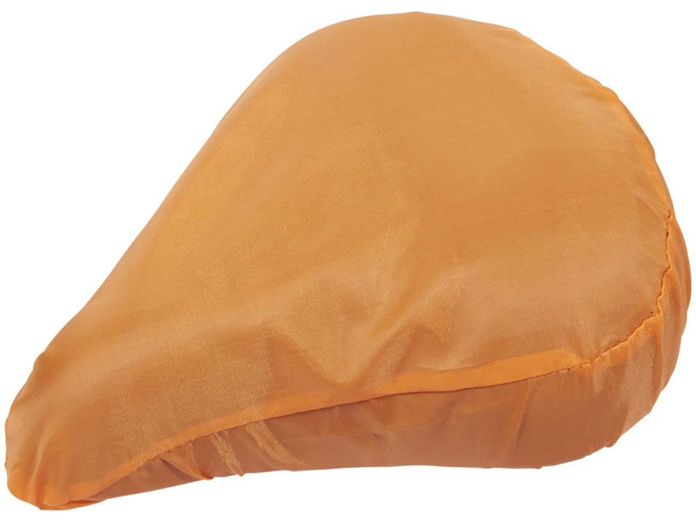 Чехол на сиденье велосипеда, оранжевый