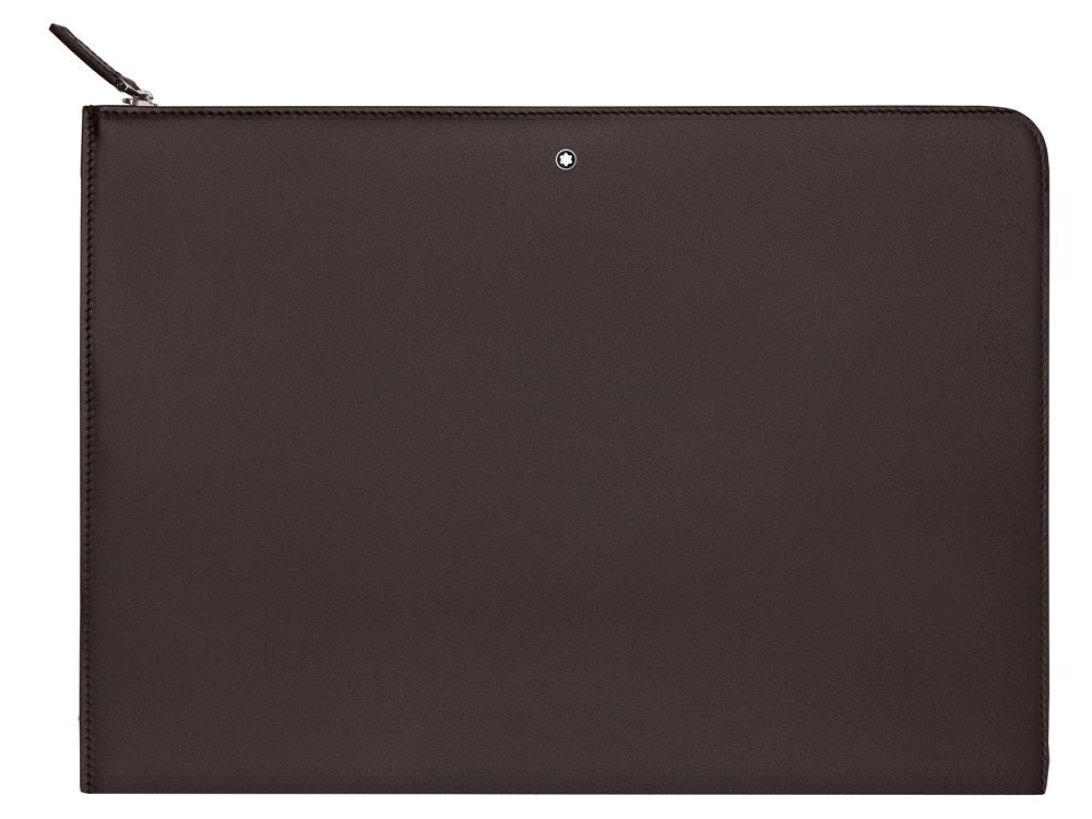 Папка Meisterstück на молнии. Montblanc, коричневый