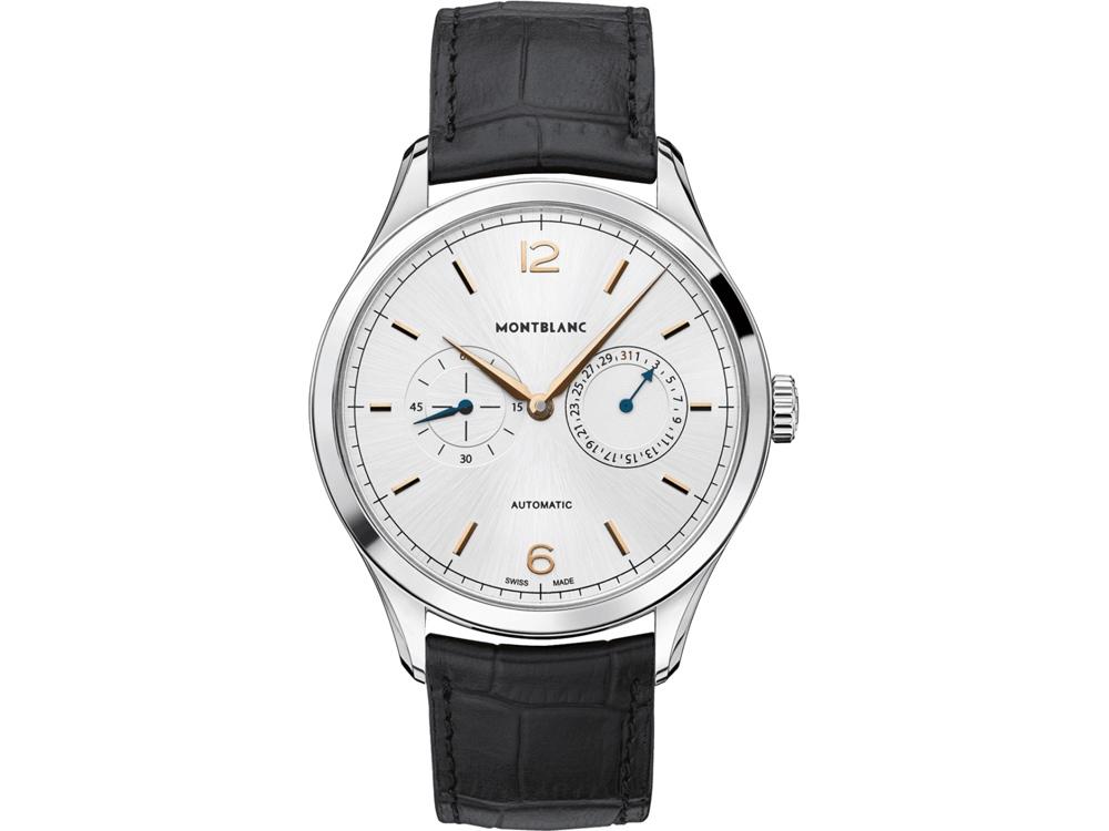 Часы наручные «Heritage Chronométrie Twincounter Date», мужские. Montblanc