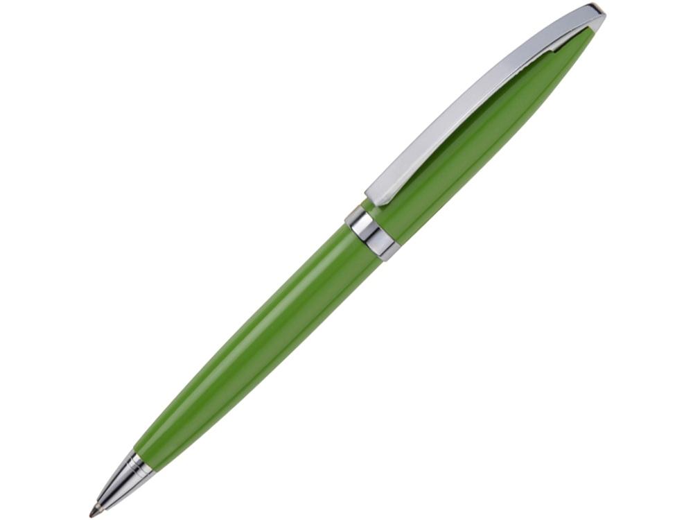 Ручка шариковая Куршевель зеленая