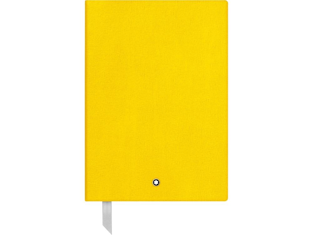 Записная книжка Fine Stationery #146. Montblanc, желтый