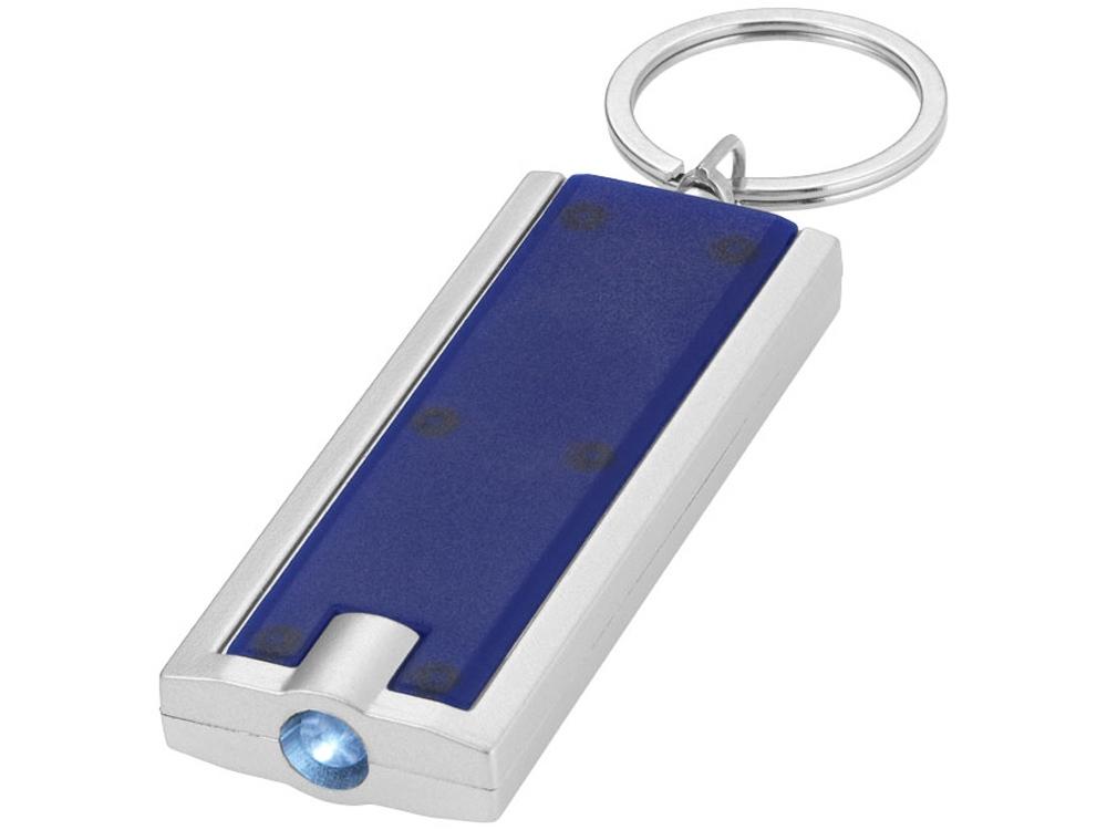 Брелок-фонарик Castor, синий