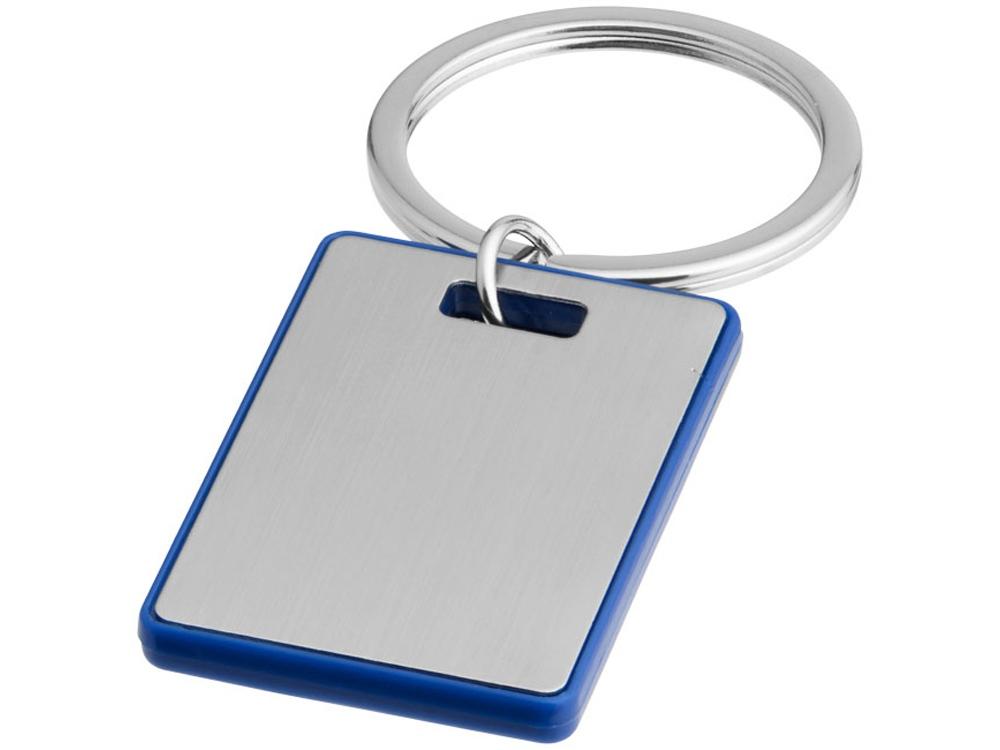 Брелок Donato, серебристый/ярко-синий