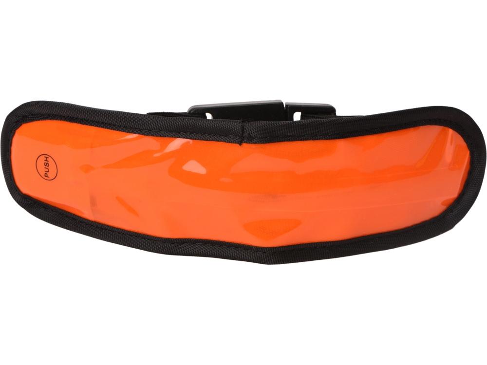 Диодный браслет Olymp, оранжевый