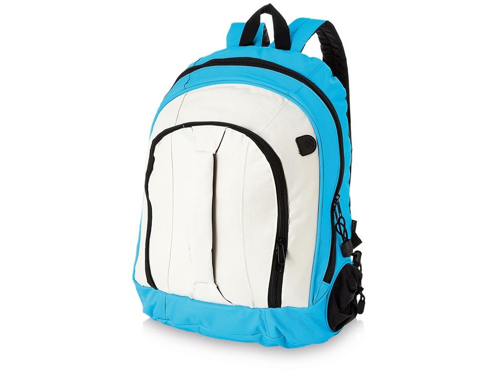 Рюкзак Arizona, аква/белый/черный