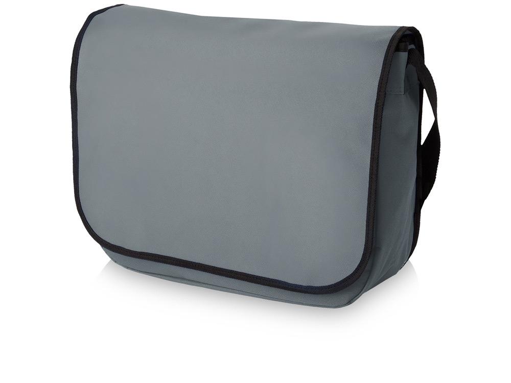 Сумка на плечо Malibu, серый/черный
