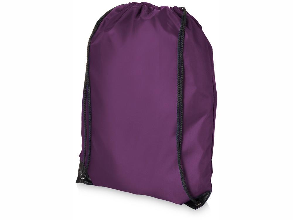 Рюкзак стильный Oriole, сливовый