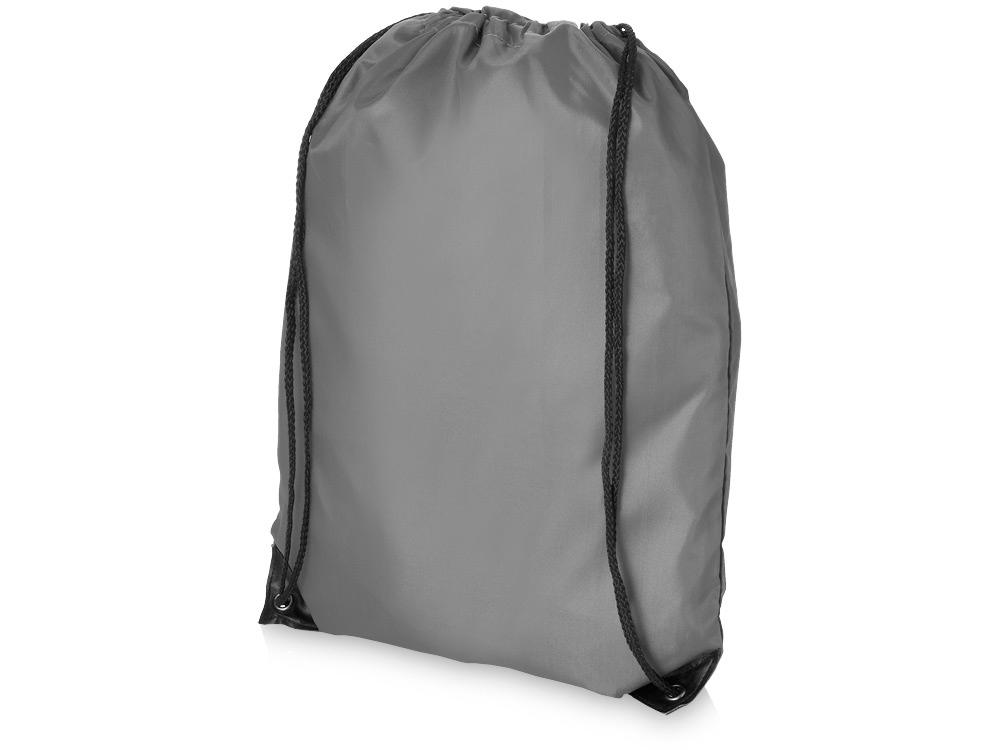Рюкзак стильный Oriole, светло-серый
