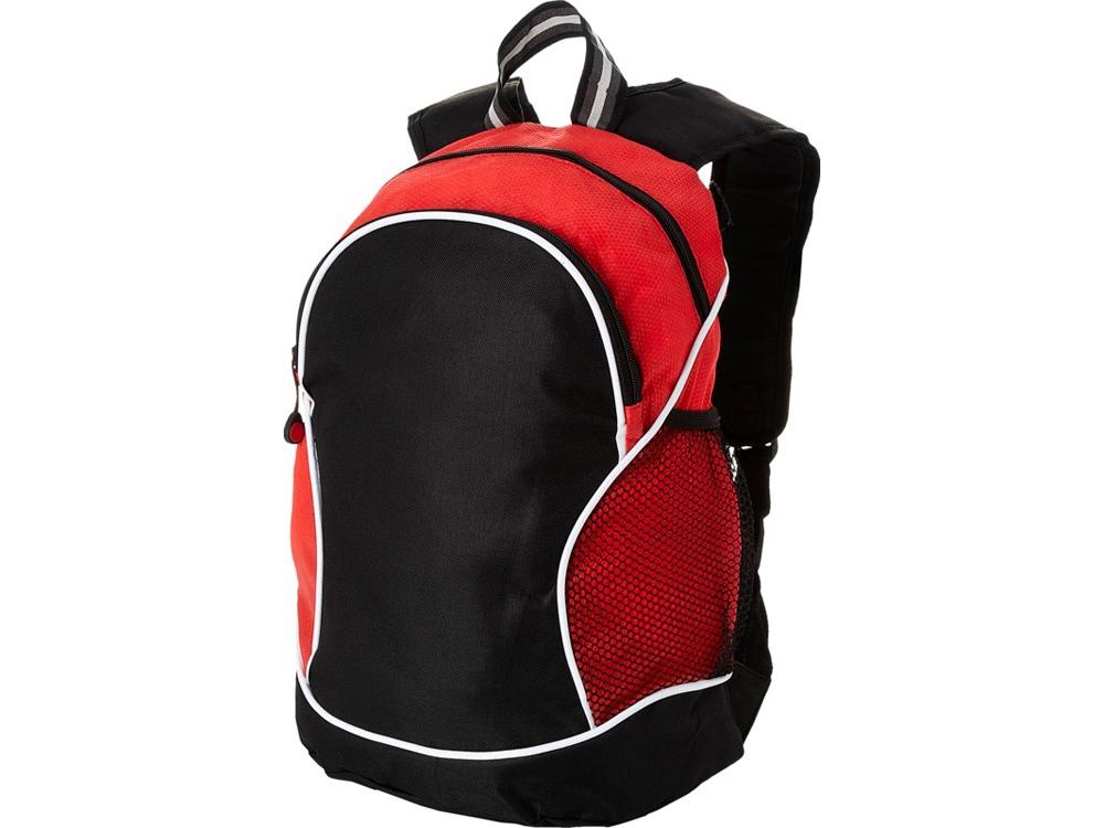 Рюкзак Boomerang, черный/красный