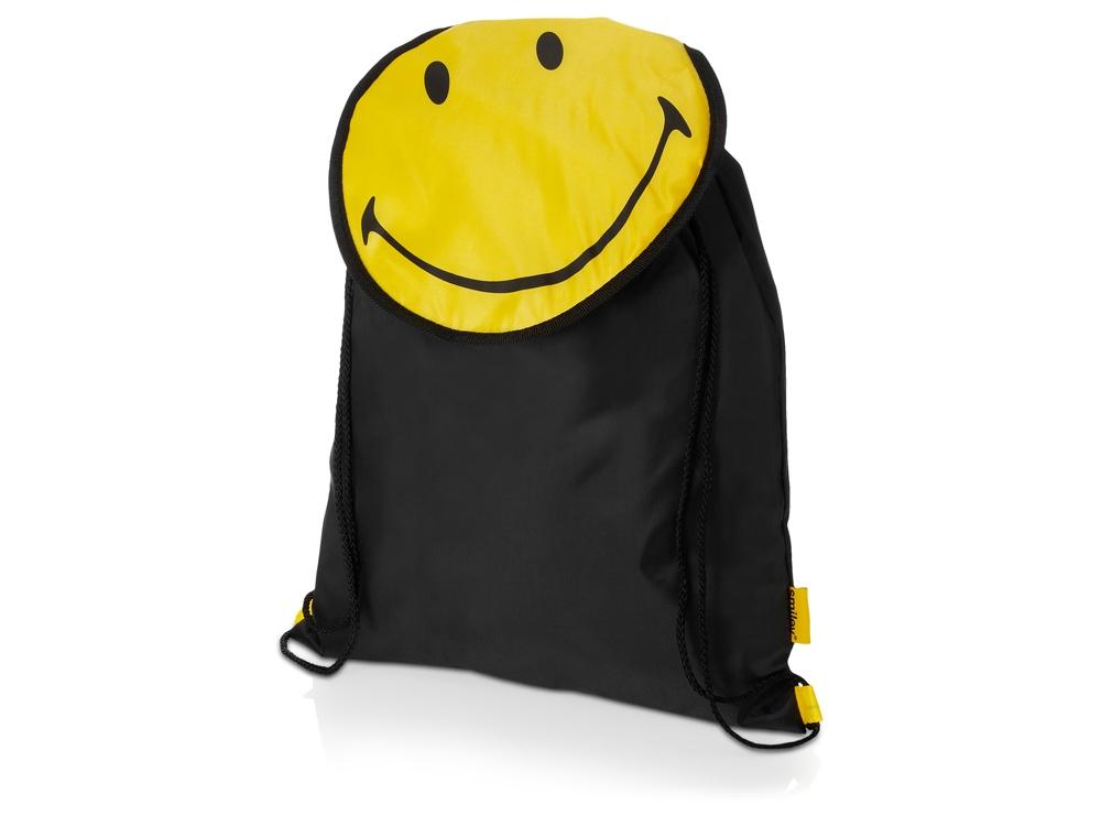Рюкзак Smiley, черный