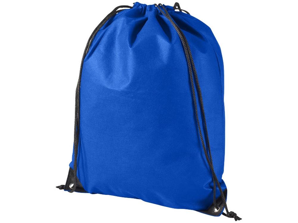 Рюкзак-мешок Evergreen, синий классический