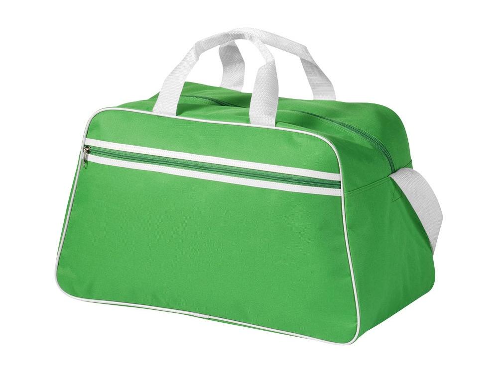 Сумка спортивная San Jose, зеленый