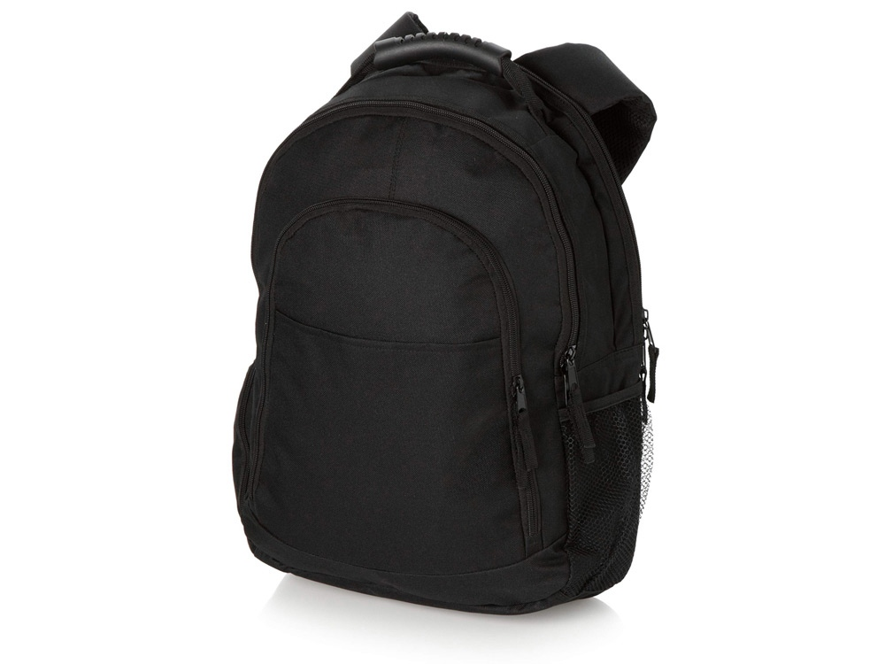 Рюкзак для ноутбука Journey, черный
