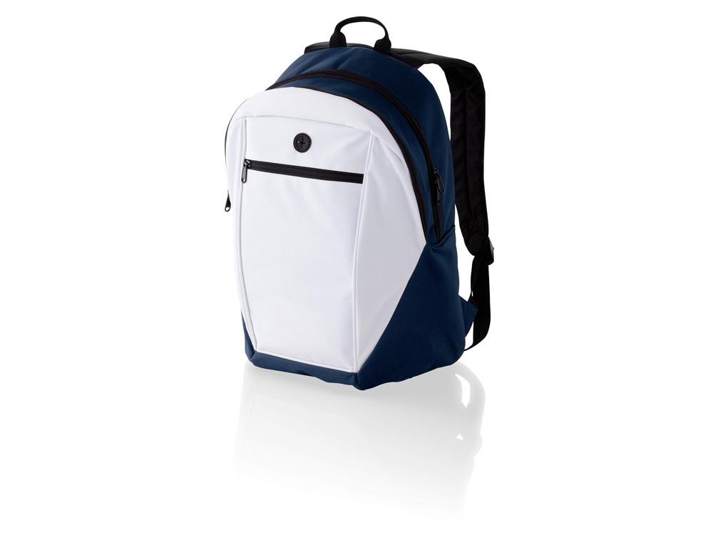 Рюкзак Ozark, темно-синий/белый