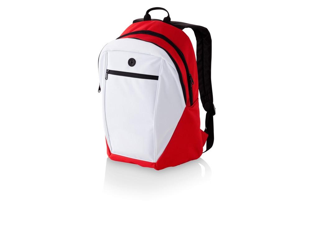 Рюкзак Ozark, красный/белый