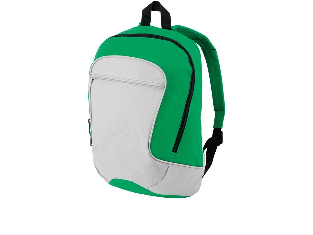 Рюкзак Laguna, серый/зеленый