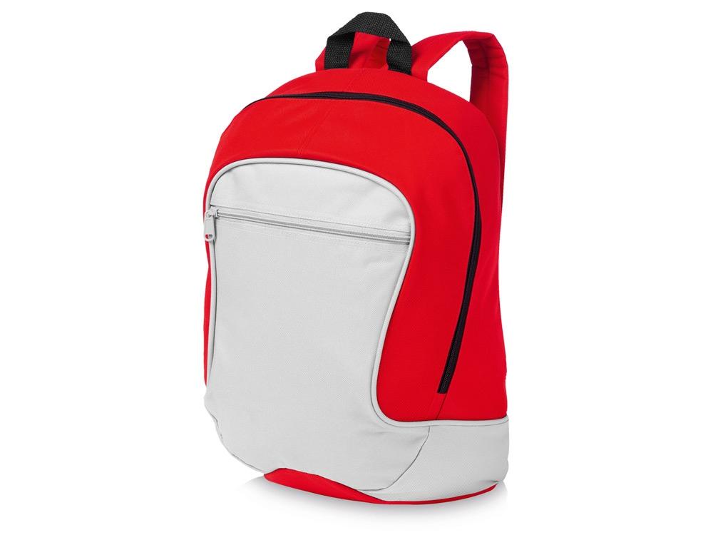 Рюкзак Laguna, серый/красный