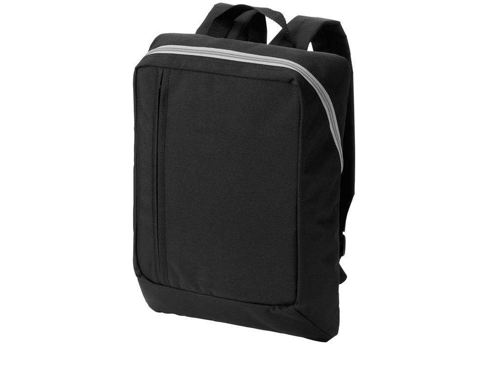 Рюкзак Tulsa, черный/серый