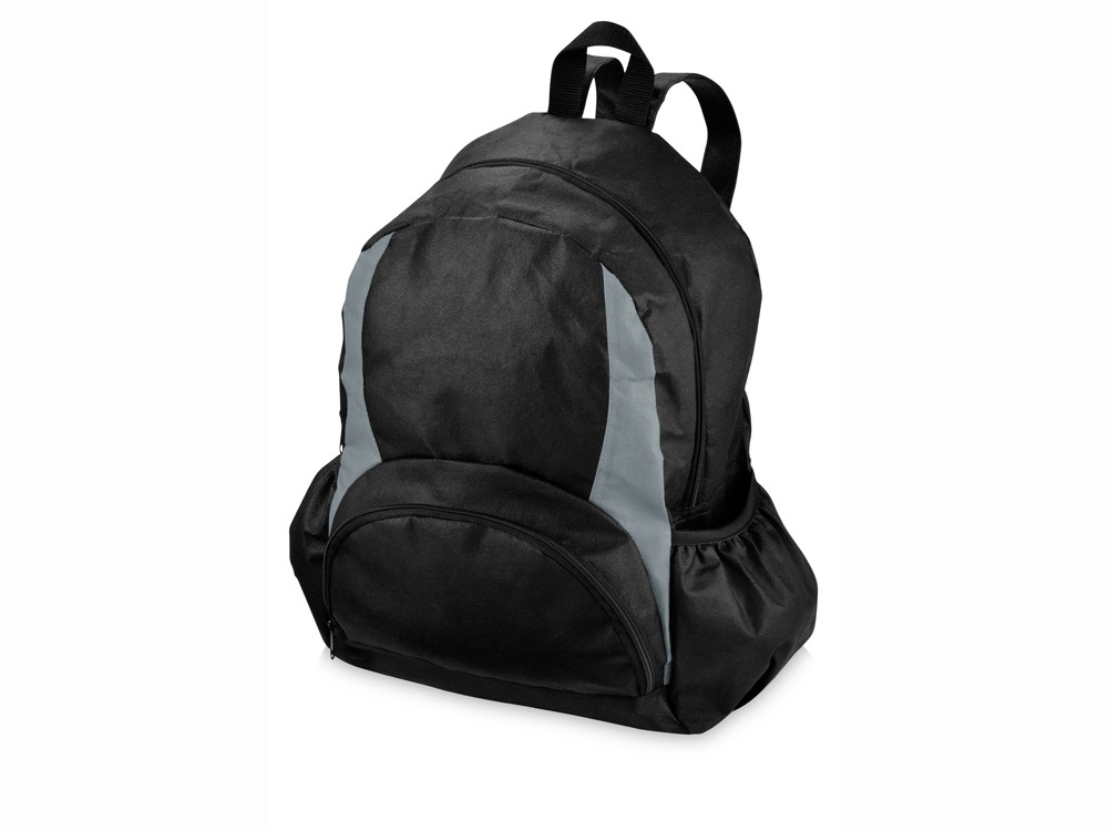 Рюкзак Bamm-Bamm, черный/серый