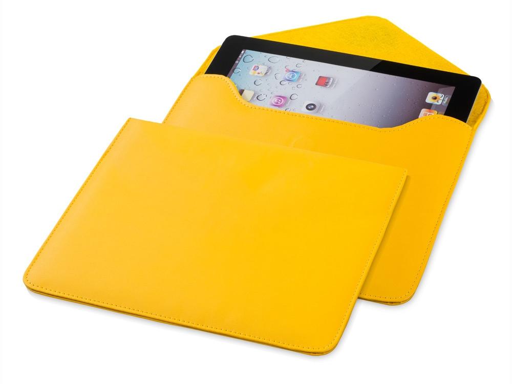 Чехол Boulevard для планшета до 10, желтый