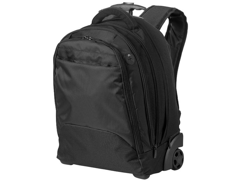 Рюкзак на роликах для ноутбука 17