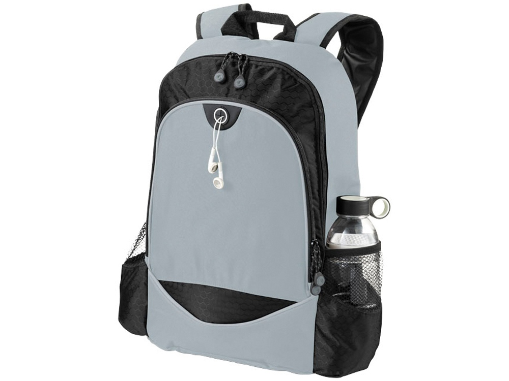 Рюкзак Benton для ноутбука 15, серый