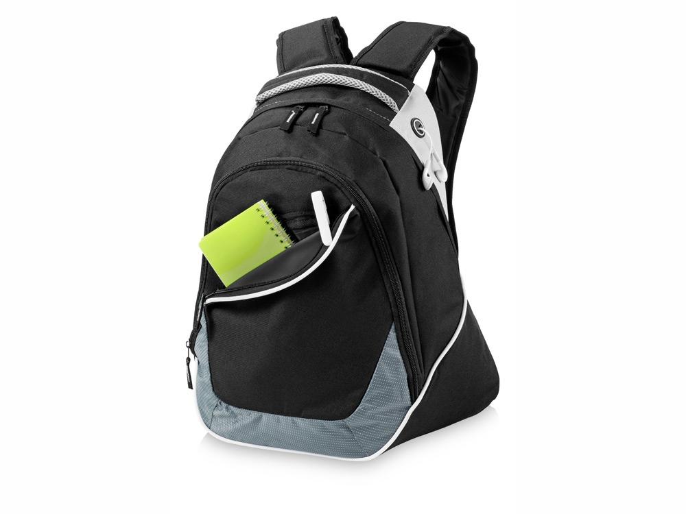 Рюкзак Dothan для ноутбука 15, черный/серый