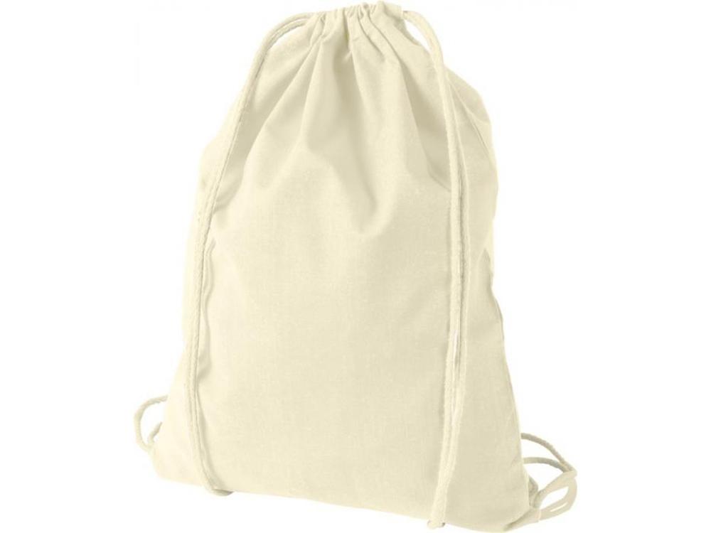 Рюкзак хлопковый «Oregon», натуральный