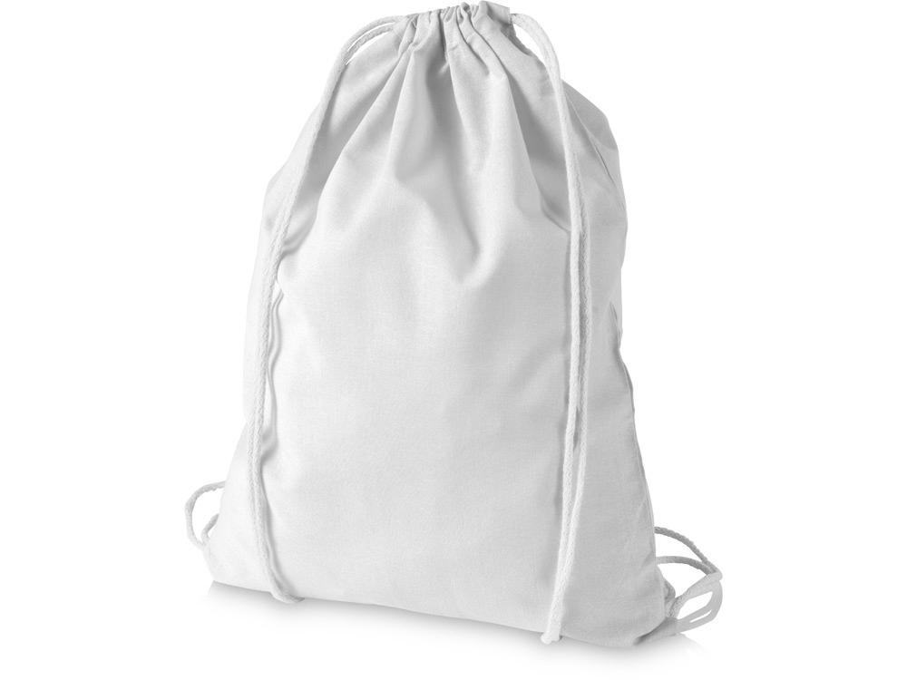 Рюкзак хлопковый «Oregon», белый