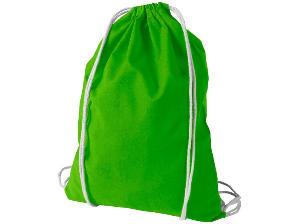 Рюкзак хлопковый «Oregon», лайм