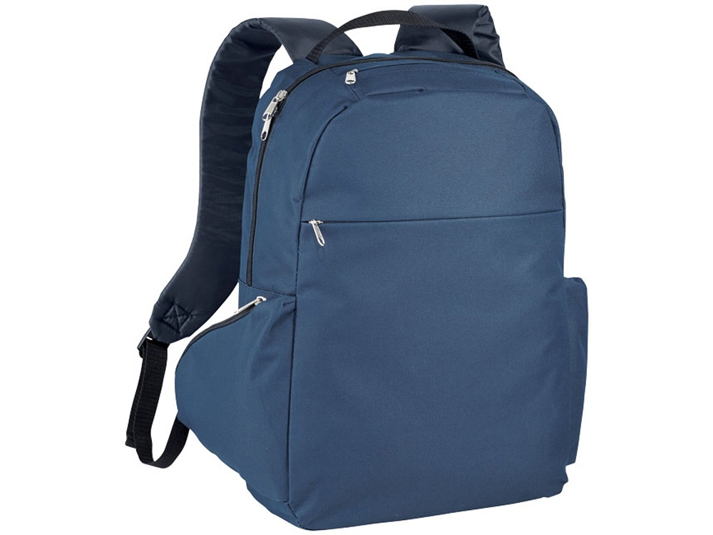 Компактный рюкзак для ноутбука 15,6, темно-синий