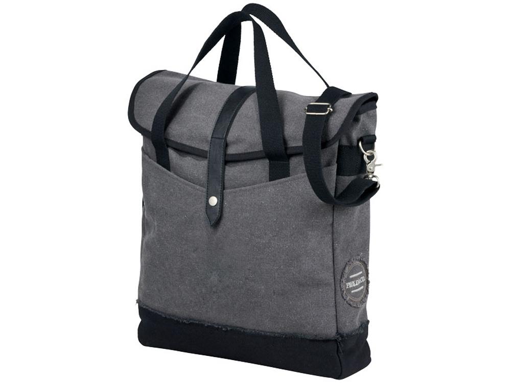 Сумка Hudson для ноутбука 14, темно-серый/светло-серый