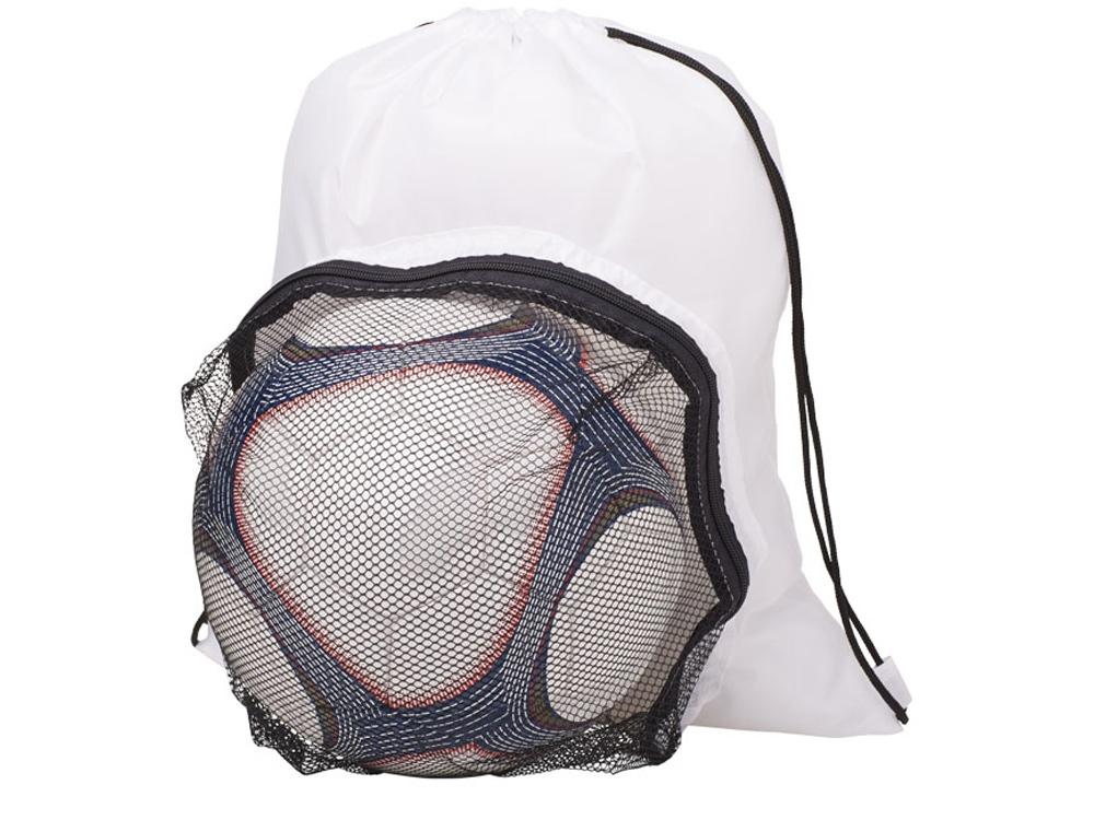 Спортивный рюкзак на шнурке, белый