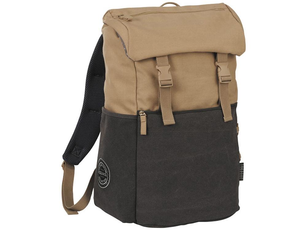 Рюкзак Field & Co.® Venture для ноутбука 15, хаки/антрацит
