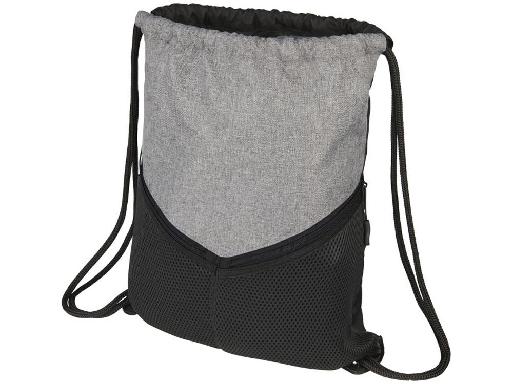 Спортивный рюкзак-мешок, серый