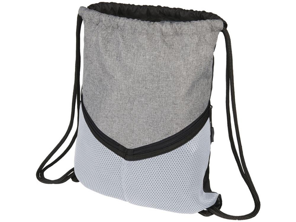 Спортивный рюкзак-мешок, белый
